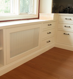 Custom Wooden Radiator Covers Amp Baseboard Covers