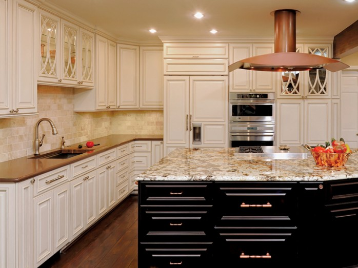 Old World Kitchen & Kitchens Archives - Cabinets by Graber