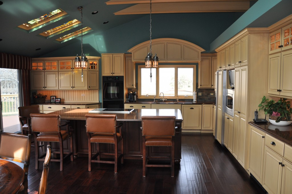 choosing your kitchen colors - Choosing Kitchen Cabinet Colors