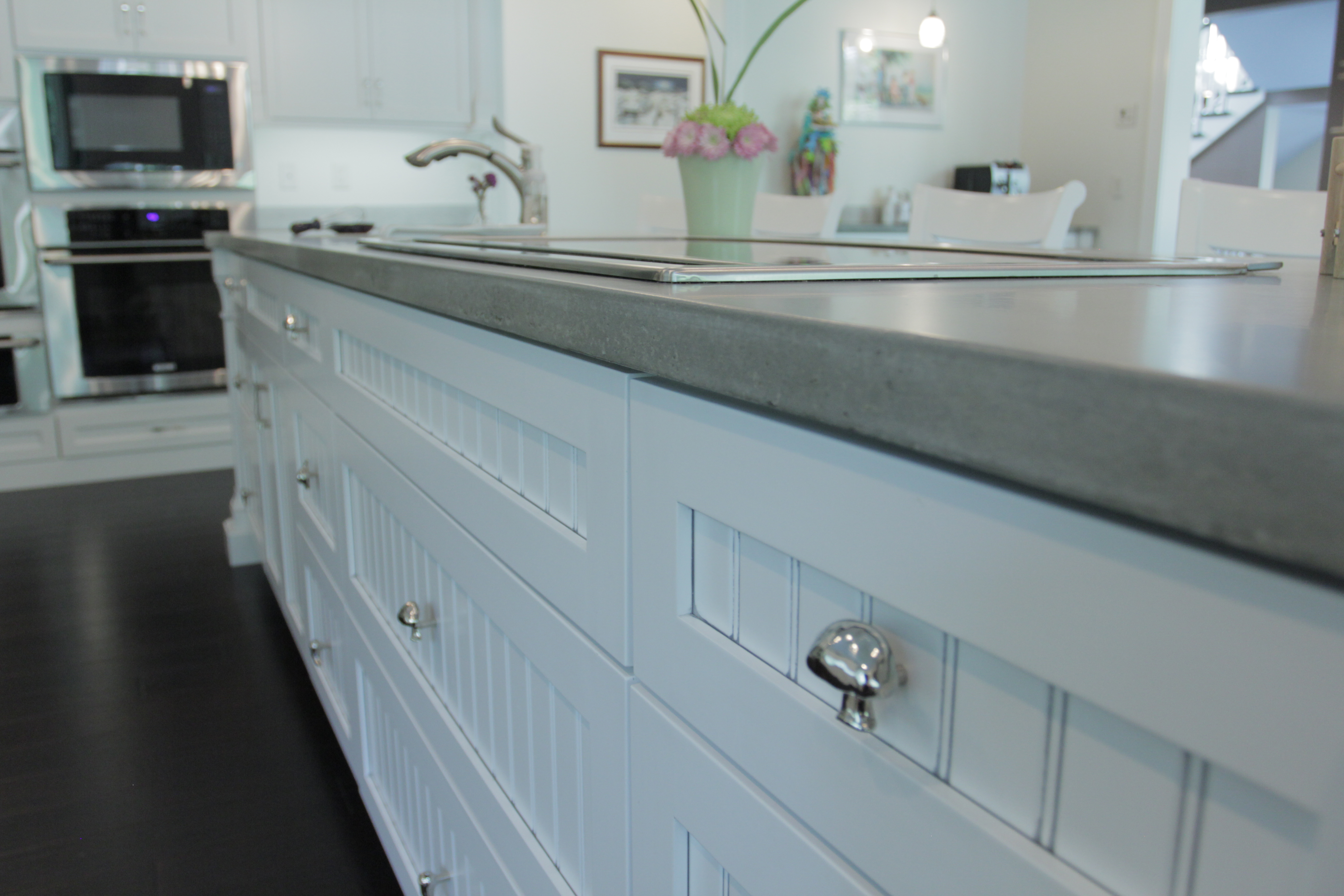 Light Amp Airy Contemporary Home Cabinets By Graber