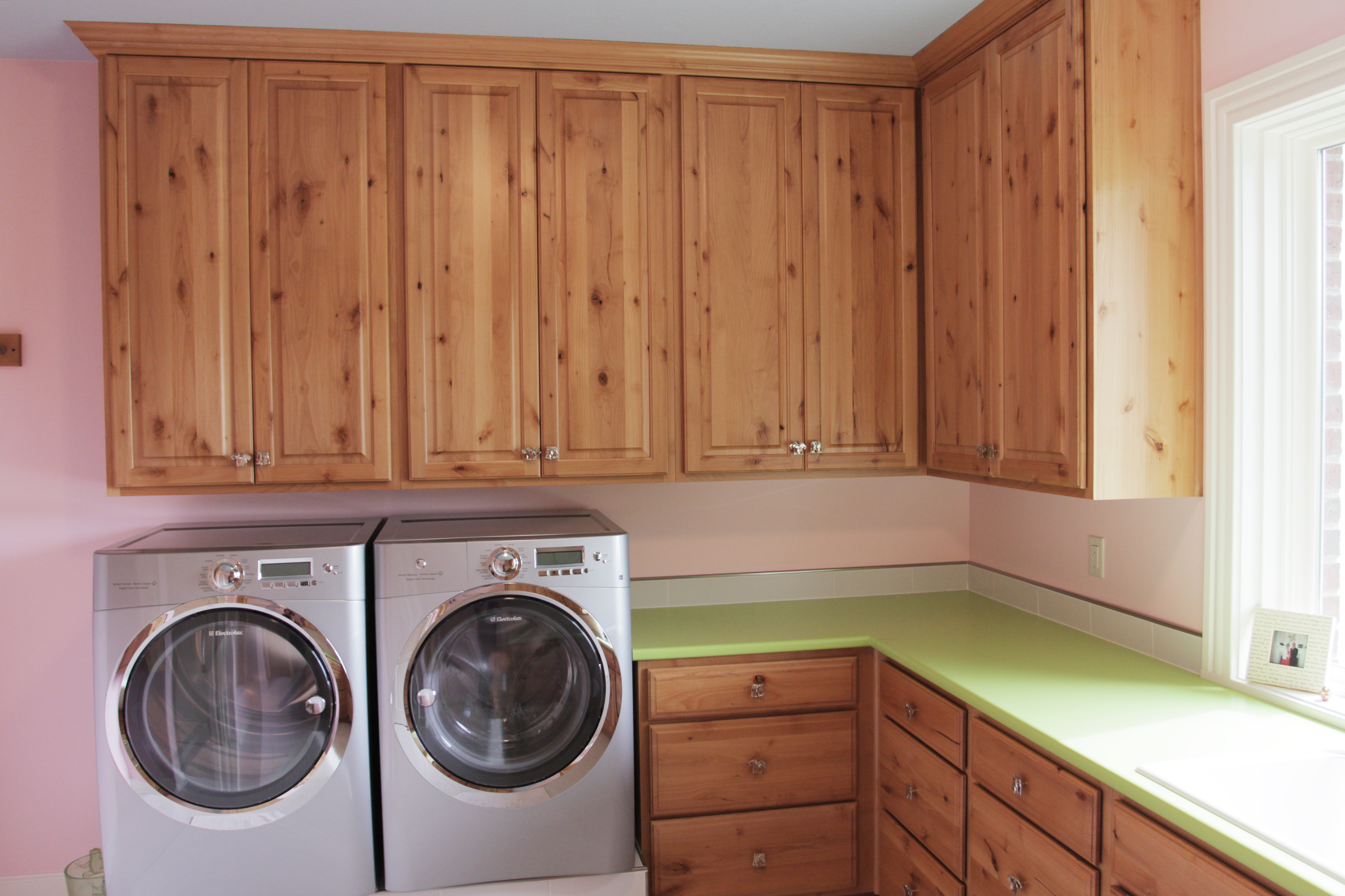 Cabinet Material In Laundry Rooms Cabinets By Graber